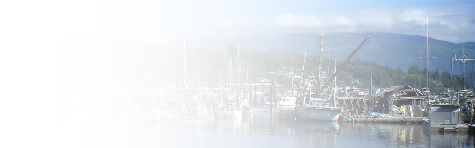 Alert Bay Harbour